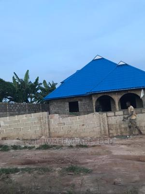 Aluminum Roofing Sheets Available 0. 5 5   Building Materials for sale in Ogun State, Remo North