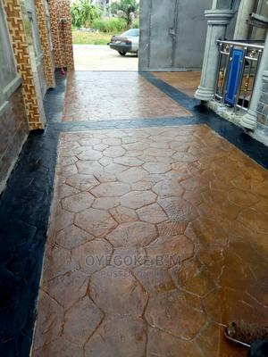 Stamped Concrete | Other Repair & Construction Items for sale in Abuja (FCT) State, Wuse 2