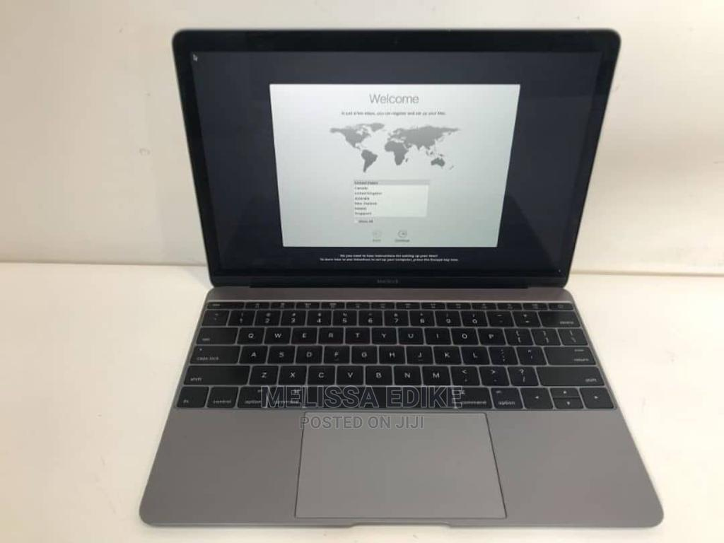 Laptop Apple MacBook 8GB Intel Core M SSD 256GB   Laptops & Computers for sale in Port-Harcourt, Rivers State, Nigeria