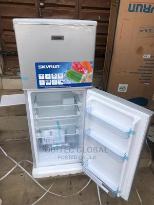 Skyrun 118litters Double Door | Kitchen Appliances for sale in Lagos State, Ikeja