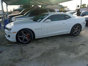 Chevrolet Camaro 2014 White | Cars for sale in Lagos State, Ajah