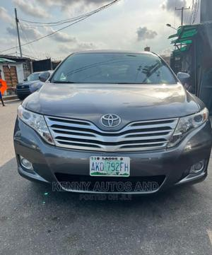 Toyota Venza 2011 Gray | Cars for sale in Lagos State, Surulere