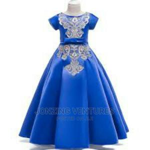 Blue Baby Beautiful Dress | Children's Clothing for sale in Lagos State, Abule Egba