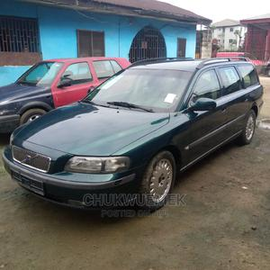 Volvo V70 2002 Automatic Green | Cars for sale in Rivers State, Obio-Akpor