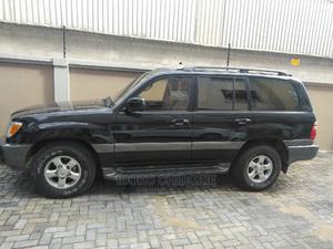 Toyota Land Cruiser 2000 Black | Cars for sale in Lagos State, Lekki