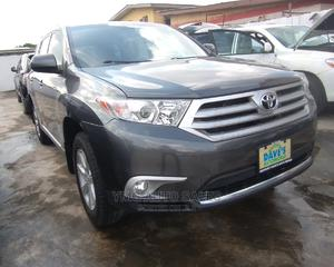 Toyota Highlander 2012 Limited Gray | Cars for sale in Lagos State, Shomolu