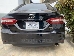 Toyota Camry 2018 XSE FWD (2.5L 4cyl 8AM) Black   Cars for sale in Lagos State, Ojodu
