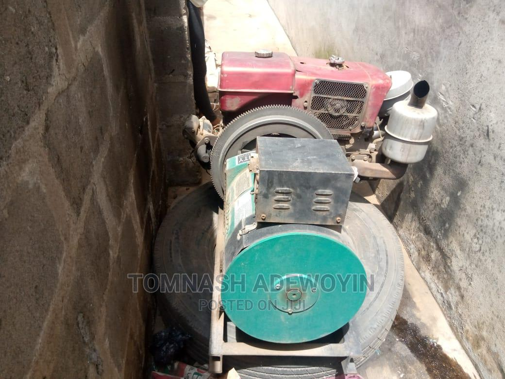 Archive: Lister Power Generator 12.5kva