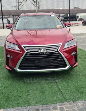 Lexus RX 2018 350 AWD Red | Cars for sale in Lagos State, Lekki