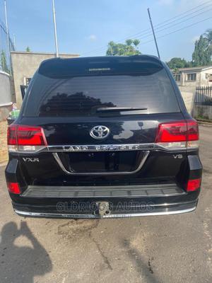 Toyota Land Cruiser 2019 5.7 V8 VXR Black | Cars for sale in Abuja (FCT) State, Maitama