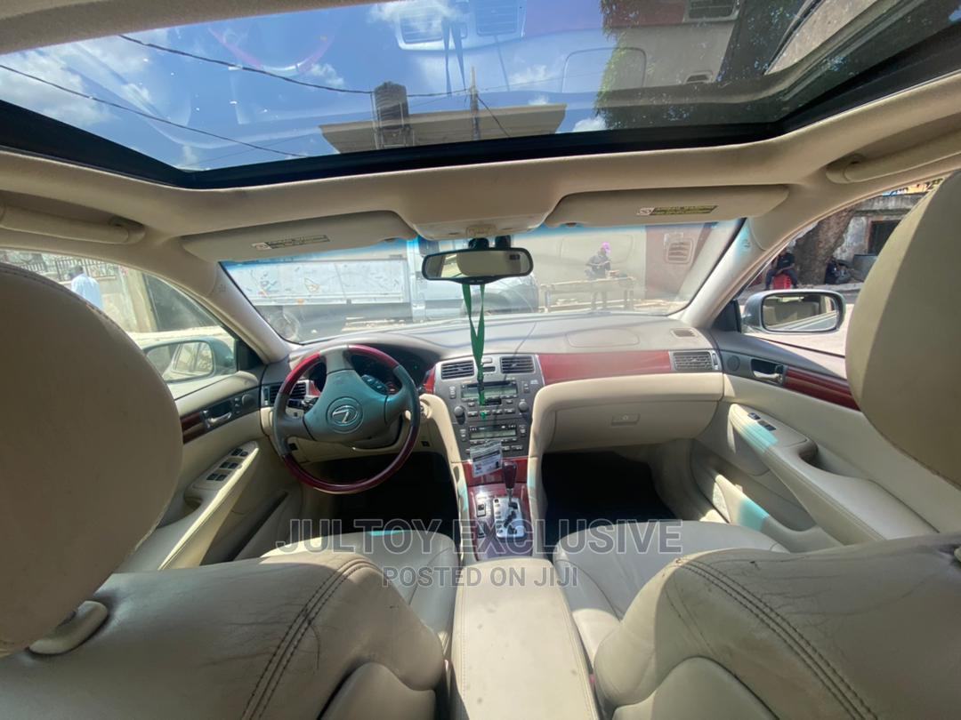 Archive: Lexus ES 2003 300 Green