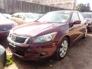 Honda Accord 2009 Red   Cars for sale in Lagos State, Isolo