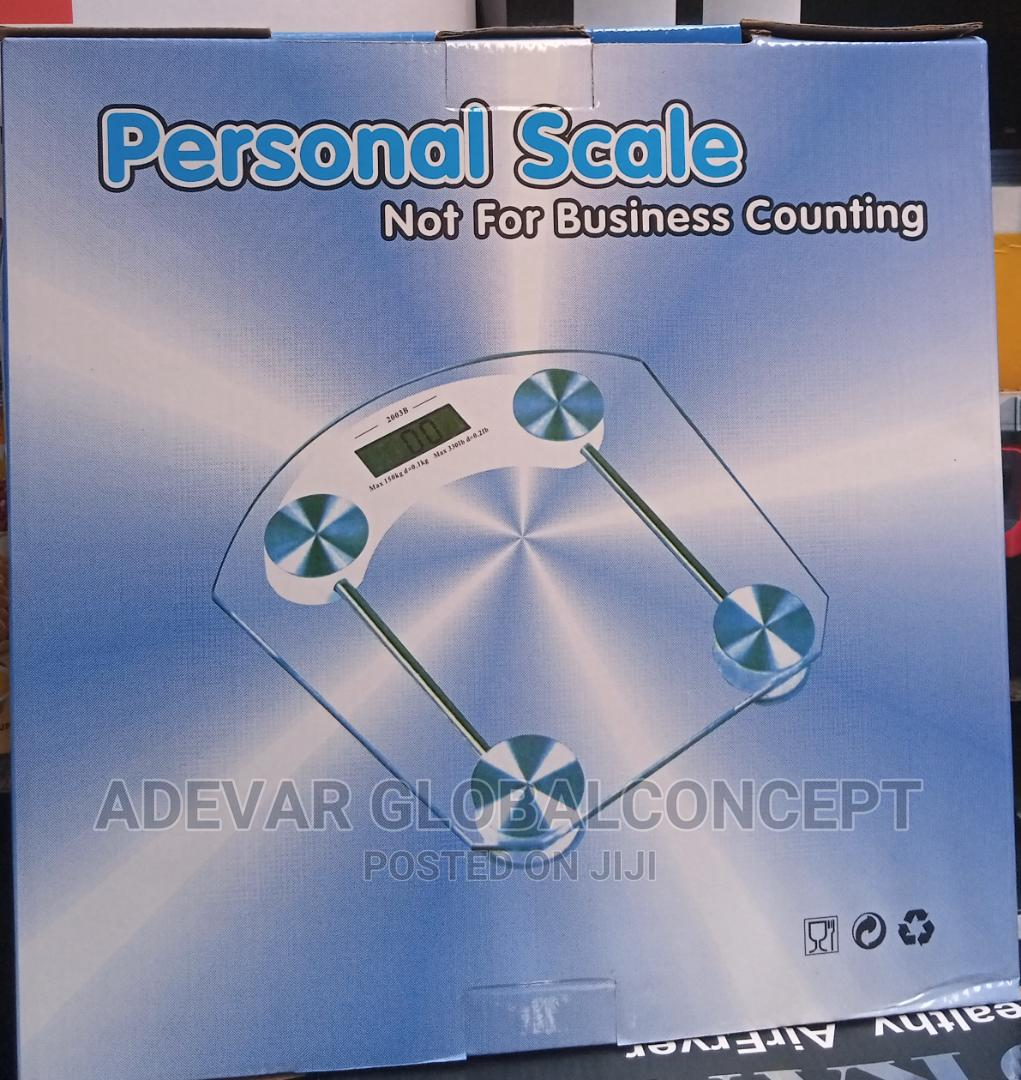 Personal Scale Personal Digital Weighing Scale
