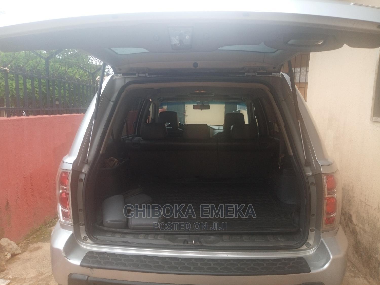 Honda Pilot 2006 LX 4x4 (3.5L 6cyl 5A) Silver   Cars for sale in Karu, Abuja (FCT) State, Nigeria