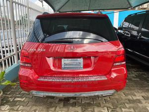 New Mercedes-Benz GLK-Class 2013 350 4MATIC Red | Cars for sale in Lagos State, Ikeja
