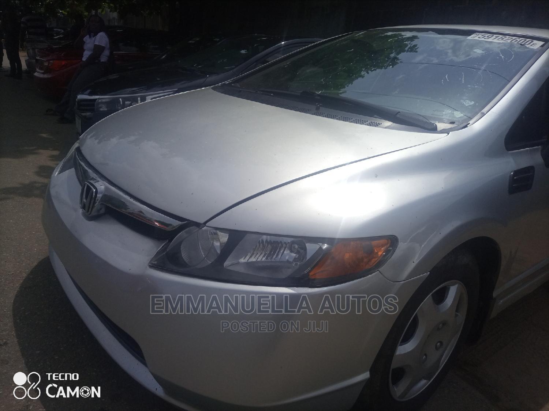 Archive: Honda Civic 2007 Silver
