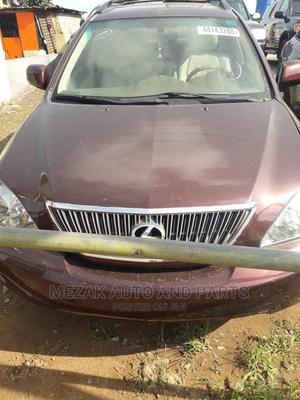Lexus RX 2008 Brown   Cars for sale in Lagos State, Alimosho