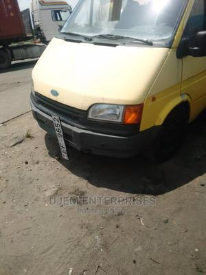 Volkswagen Transporter Bus Yellow | Buses & Microbuses for sale in Lagos State, Apapa