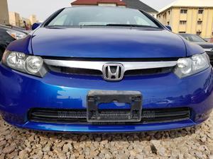 Honda Civic 2006 1.8i-Vtec EXi Automatic Blue | Cars for sale in Kaduna State, Kaduna / Kaduna State