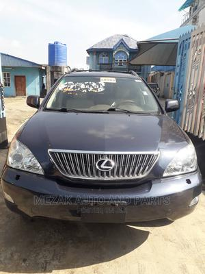 Lexus RX 2008 Blue | Cars for sale in Lagos State, Alimosho