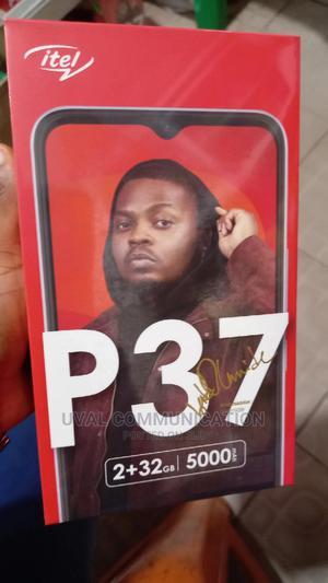 New Itel P37 64 GB Black | Mobile Phones for sale in Lagos State, Ikeja