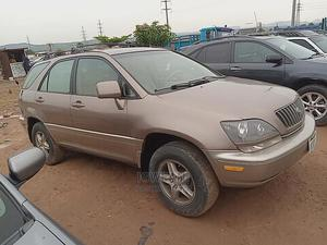 Lexus RX 1999 300 Brown | Cars for sale in Abuja (FCT) State, Lugbe District