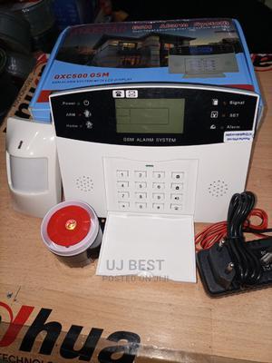Wifi GSM Burglar Alarm System 433mhz Wireless Sensor | Safetywear & Equipment for sale in Lagos State, Ikeja
