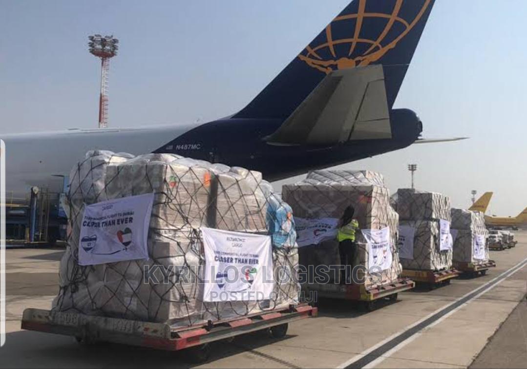 Nigeria to Japan Door to Door Delivery