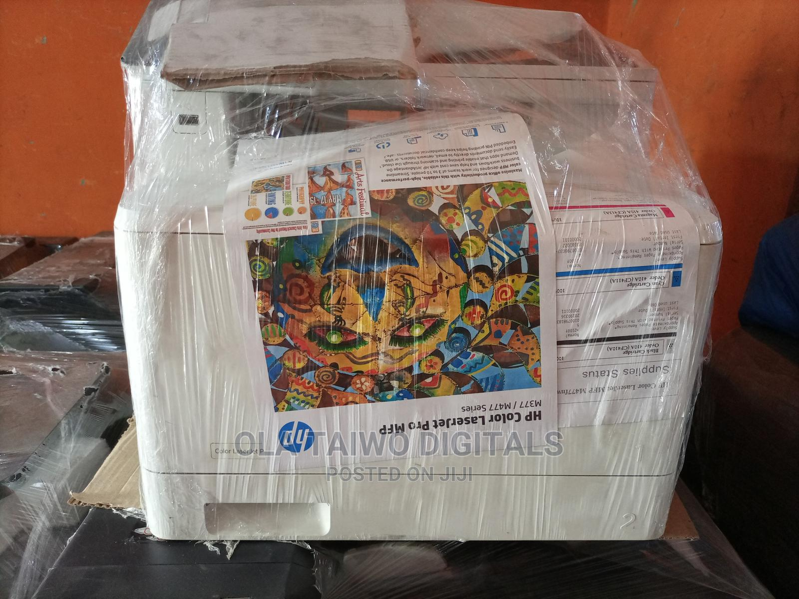 HP Color Laserjet Pro MFP M477fnw | Printers & Scanners for sale in Surulere, Lagos State, Nigeria