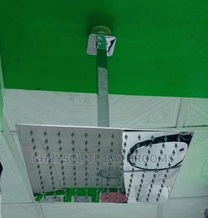 Ceiling Rod + Shower Head | Plumbing & Water Supply for sale in Lagos State, Orile