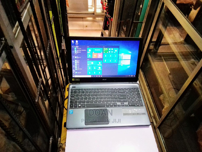 Laptop Acer Aspire E1-572g 4GB Intel Core I5 HDD 500GB