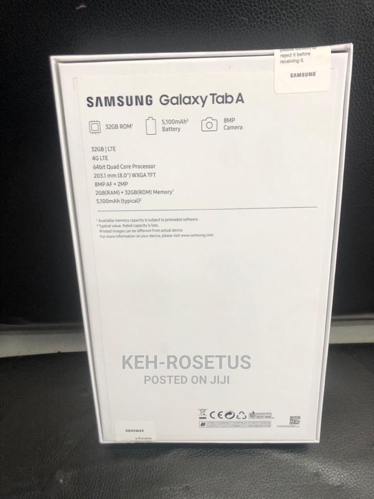 New Samsung Galaxy Tab a GB Black   Tablets for sale in Lekki, Lagos State, Nigeria