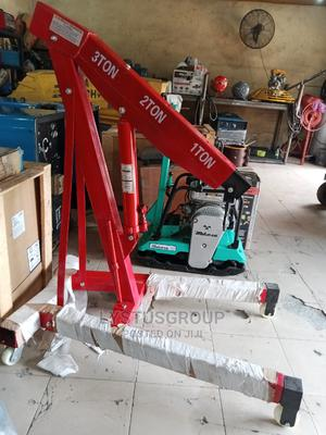 3ton Folding Engine Workshop Crane | Store Equipment for sale in Rivers State, Port-Harcourt