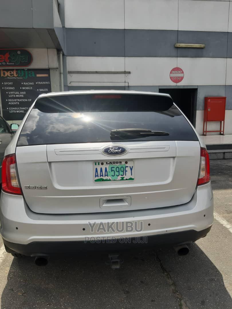 Ford Edge 2012 Silver   Cars for sale in Shomolu, Lagos State, Nigeria