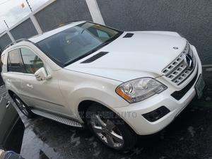 Mercedes-Benz M Class 2011 ML 350 4Matic White | Cars for sale in Lagos State, Ajah