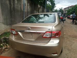 Toyota Corolla 2011 Gold | Cars for sale in Lagos State, Ikeja