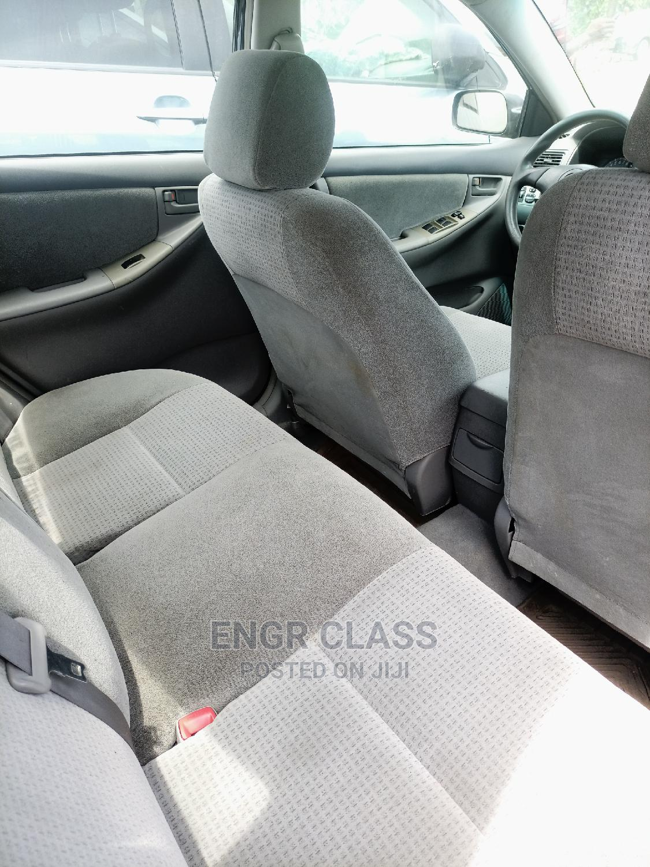 Archive: Toyota Corolla 2007 CE Black