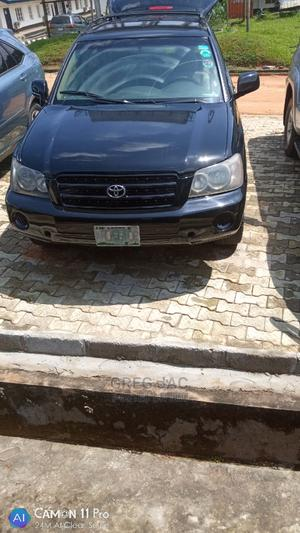 Toyota Highlander 2006 Sport Black | Cars for sale in Rivers State, Oyigbo