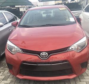 Toyota Corolla 2015 Red | Cars for sale in Lagos State, Victoria Island