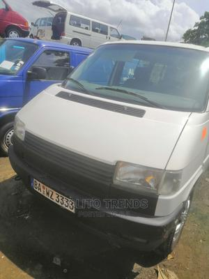 White Bus Volkswagen Transporter | Buses & Microbuses for sale in Lagos State, Apapa