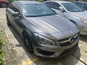 Mercedes-Benz CLA-Class 2015 Gray | Cars for sale in Lagos State, Lekki