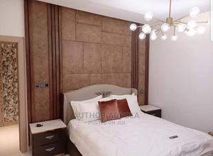 Leather Padded Bed | Furniture for sale in Lagos State, Ajah