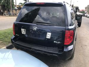 Honda Pilot 2004 EX 4x4 (3.5L 6cyl 5A) Blue | Cars for sale in Lagos State, Ikeja