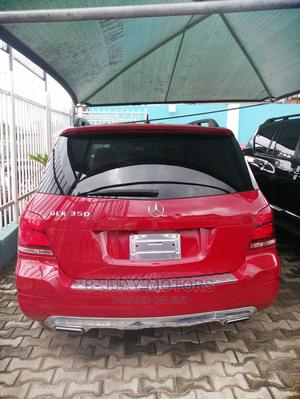 Mercedes-Benz GLK-Class 2013 350 4MATIC Red   Cars for sale in Lagos State, Ikeja