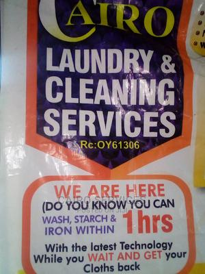 Laundry Man/Woman Needed | Housekeeping & Cleaning Jobs for sale in Oyo State, Oluyole