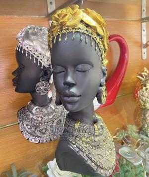 Africa Inspired Lady Figurine   Home Accessories for sale in Lagos State, Ikeja