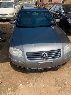 Volkswagen Passat 2003 Gray | Cars for sale in Lagos State, Isolo