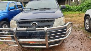 Toyota Hilux 2008 2.0 VVTi SRX Blue | Cars for sale in Abuja (FCT) State, Central Business District