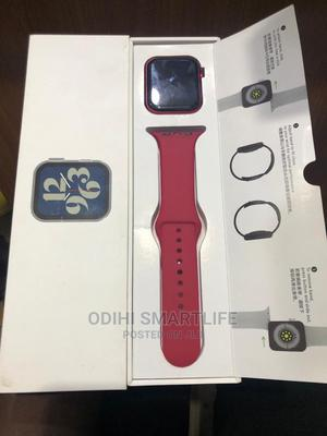 T88 Smartwatch Series 6 | Smart Watches & Trackers for sale in Lagos State, Ikeja