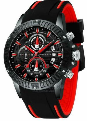 MINIFOCUS Men Watch Chronograph Waterproof Sport Analog | Watches for sale in Edo State, Benin City